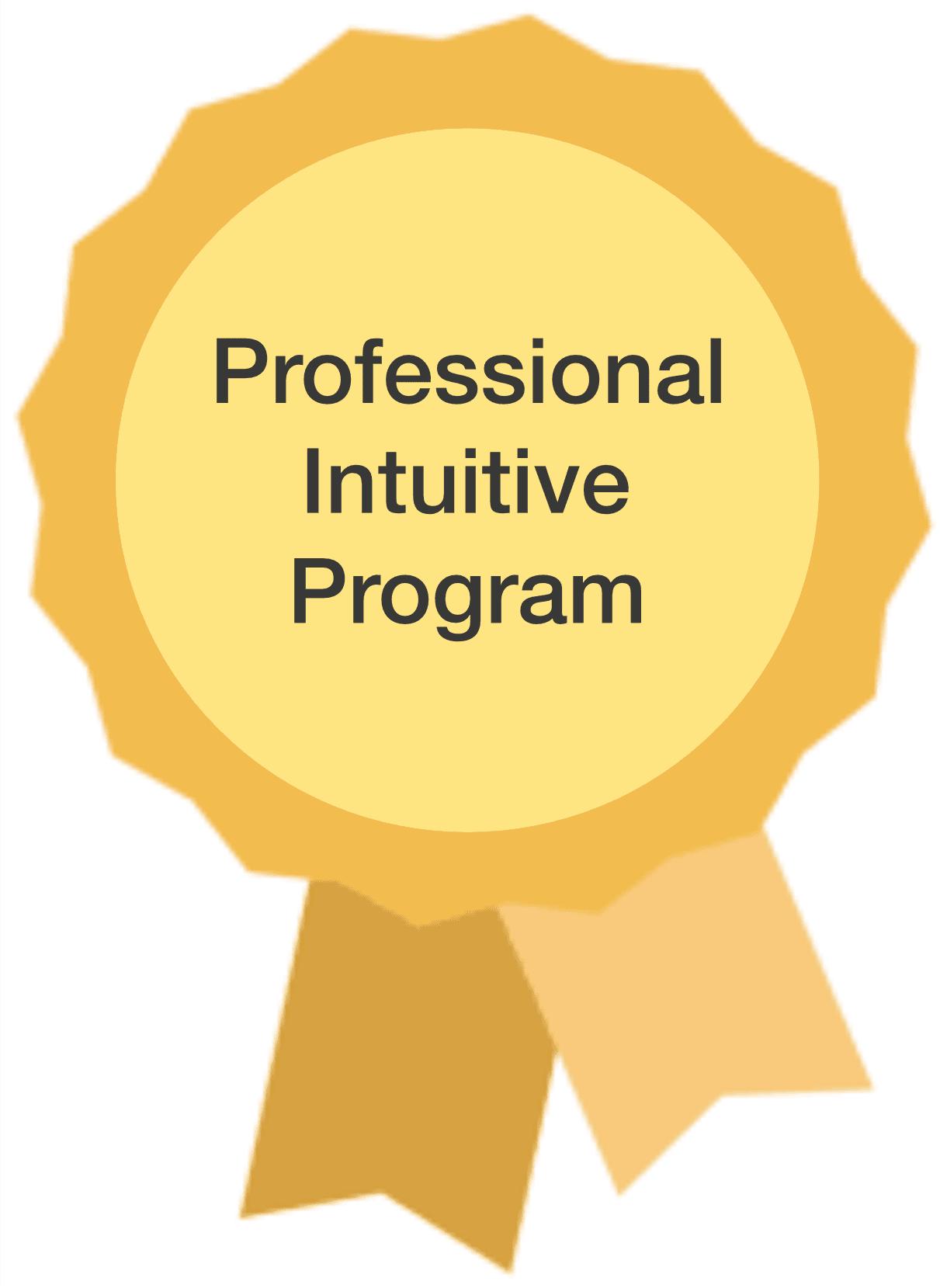 professional-intuitive-program